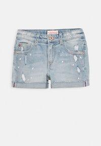 Vingino - DAY - Denim shorts - light vintage - 0