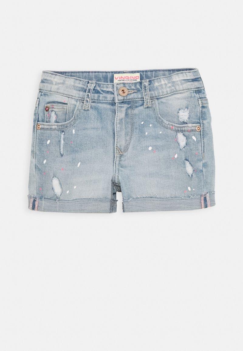 Vingino - DAY - Denim shorts - light vintage