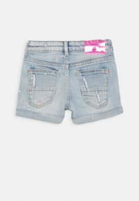 Vingino - DAY - Denim shorts - light vintage - 1