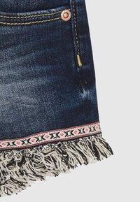 Vingino - DONYA - Denim shorts - blue vintage - 2