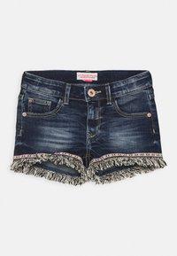 Vingino - DONYA - Denim shorts - blue vintage - 0