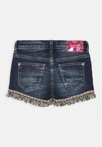 Vingino - DONYA - Denim shorts - blue vintage - 1
