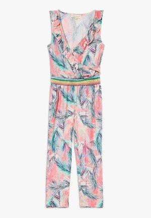 PERNELLA - Jumpsuit - soft neon peach