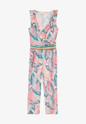 PERNELLA - Jumpsuit - soft neon peach
