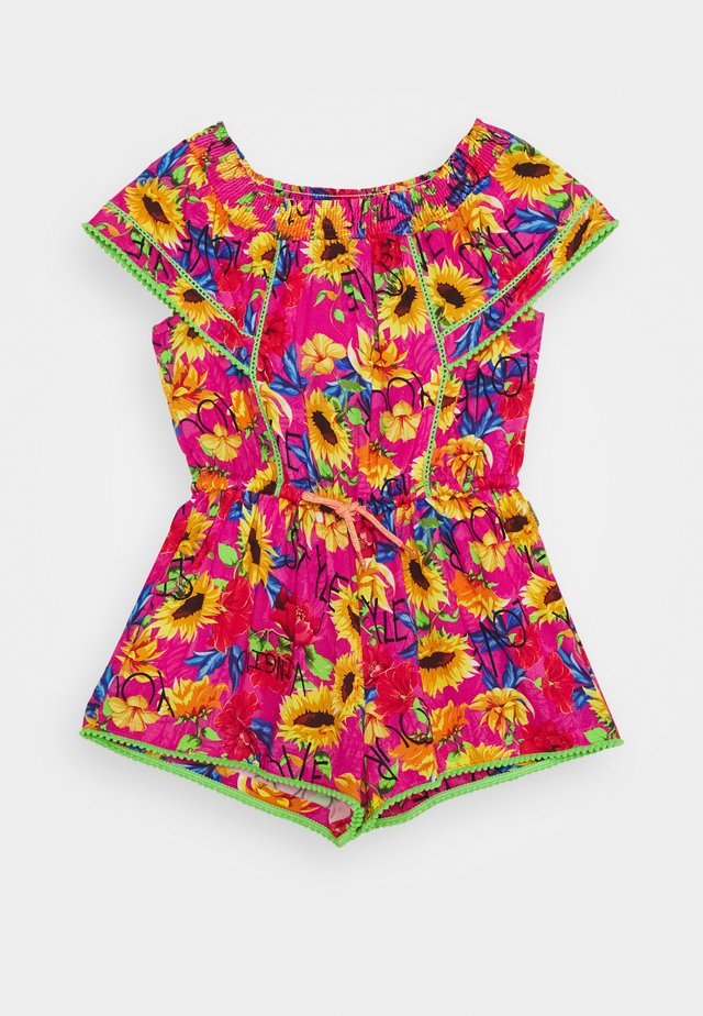 PIERETTE - Overall / Jumpsuit /Buksedragter - neon pink
