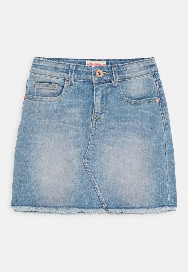 DELILAH - Mini skirt - light vintage