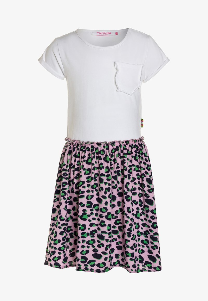Vingino - PSUE - Denní šaty - real white