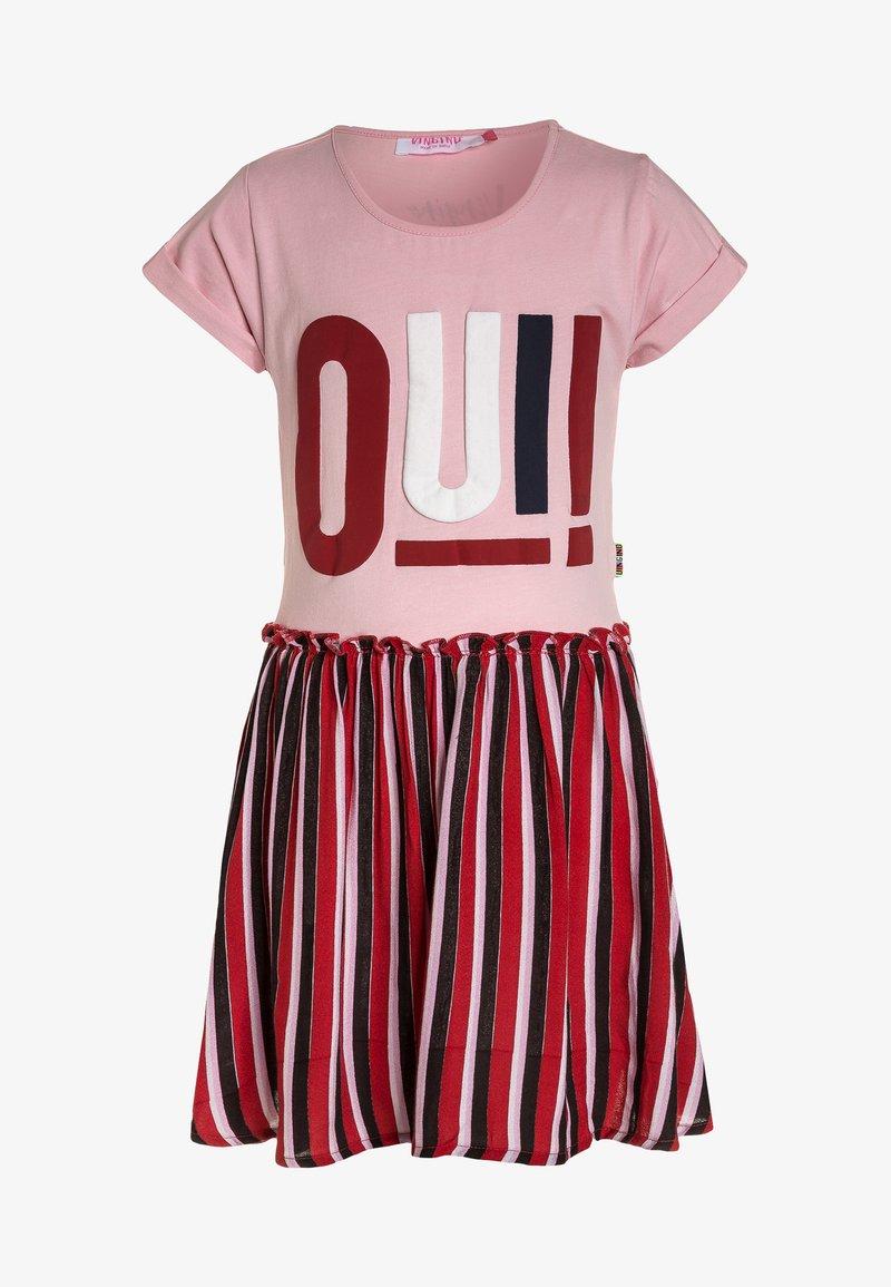 Vingino - PSUE - Denní šaty - baby pink