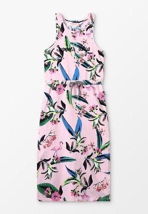 PELIAN - Denní šaty - baby pink
