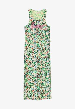 PILAINE - Sukienka z dżerseju - neon lime
