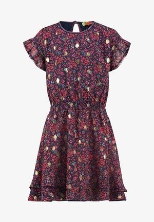 PERDY - Žerzejové šaty - dark blue