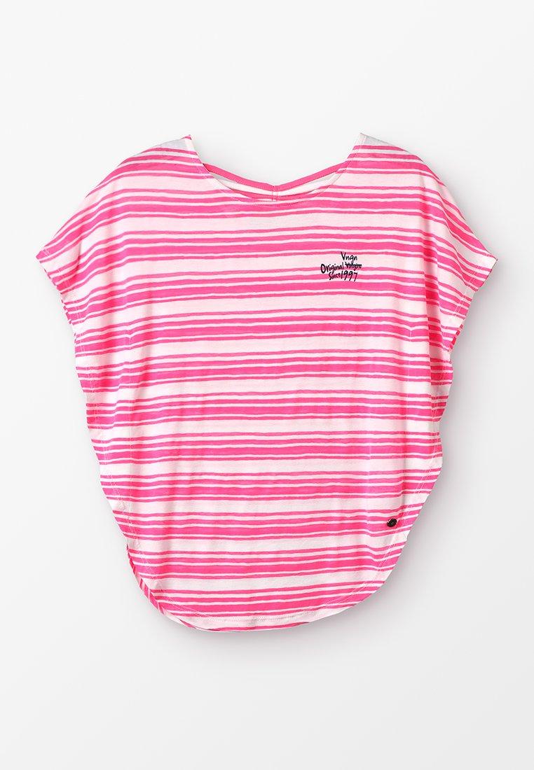 Vingino - ILONKA - T-Shirt print - neon pink