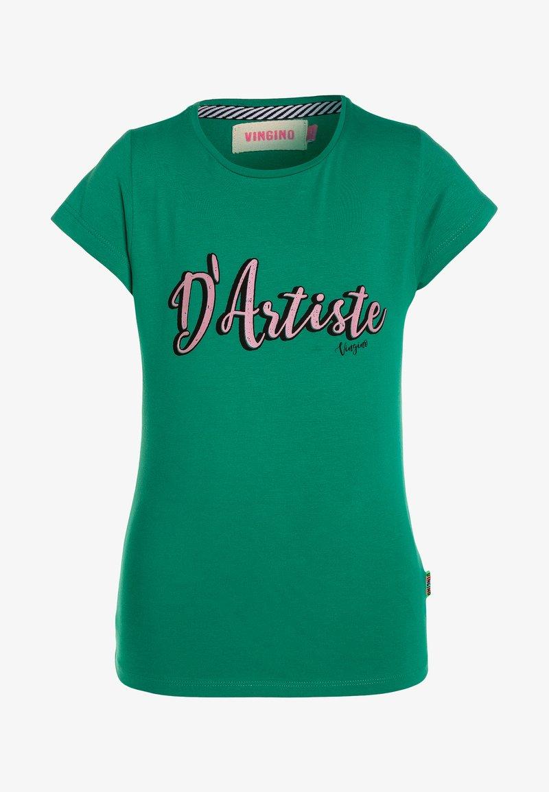Vingino - HEALY - Print T-shirt - emerald