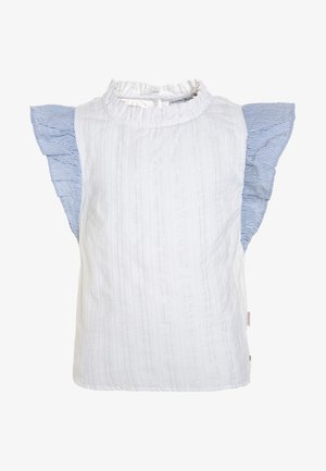 LORY - Blouse - real white