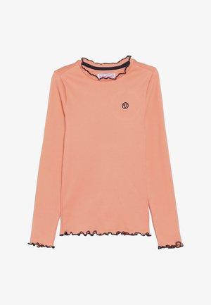 JOERNA - Pitkähihainen paita - peach glow