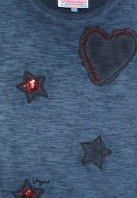 Vingino - JEANTY - Long sleeved top - dark blue - 4