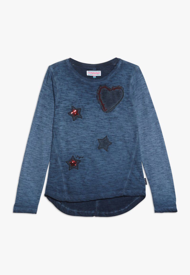 Vingino - JEANTY - Long sleeved top - dark blue
