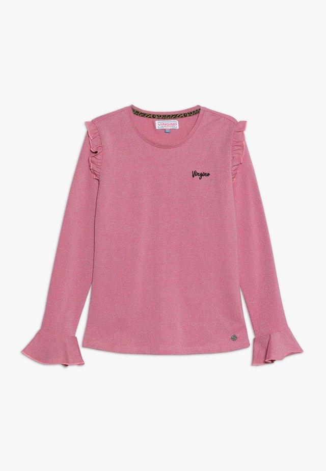 JATITIA - Pitkähihainen paita - cosmo pink