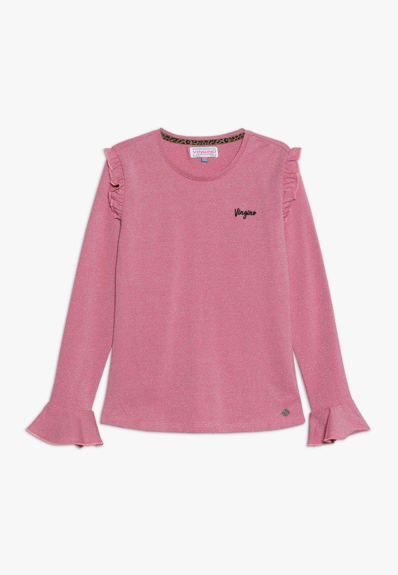 Vingino - JATITIA - Top sdlouhým rukávem - cosmo pink