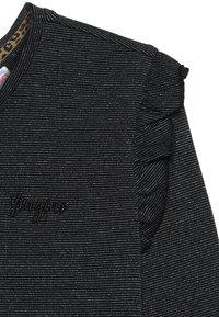 Vingino - JATITIA - Top sdlouhým rukávem - deep black - 2