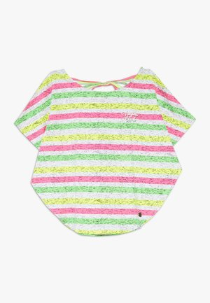 ILENE - T-shirt print - neon pink