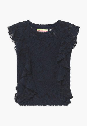 HESTINA - Blouse - dark blue