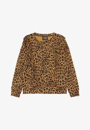 NENDERA - Sweatshirt - multicolor/brown