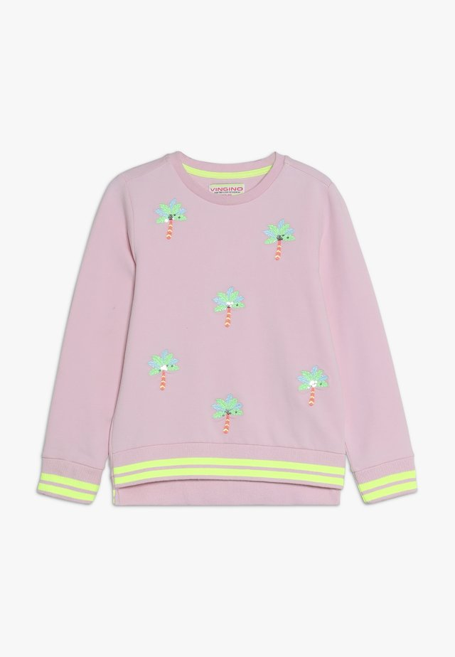 NOUA - Sweatshirt - fairy pink