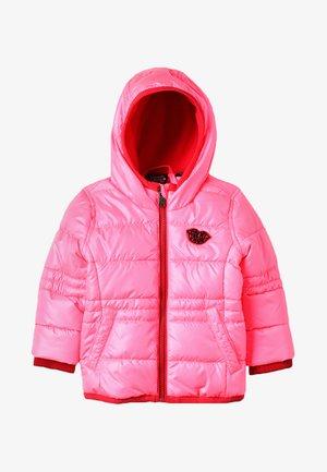 TAMBOU - Winter jacket - neon pink