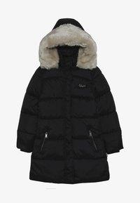 Vingino - TUANA - Zimní kabát - deep black - 4