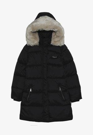 TUANA - Zimní kabát - deep black