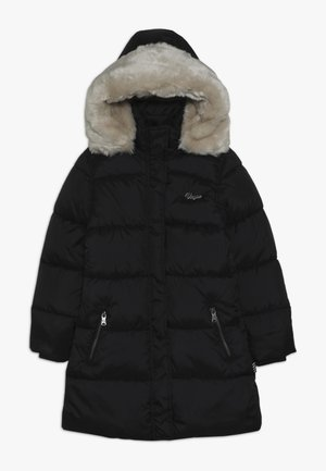 TUANA - Wintermantel - deep black