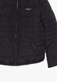 Vingino - TARENNE - Zimní bunda - deep black - 5