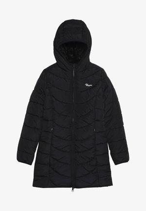TENDELY - Abrigo de invierno - deep black