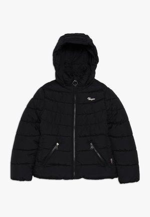 TRESIA - Winterjacke - deep black