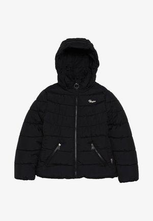 TRESIA - Zimní bunda - deep black