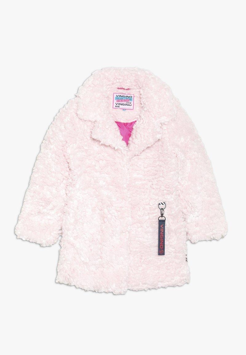Vingino - TENNEDY - Zimní kabát - baby pink