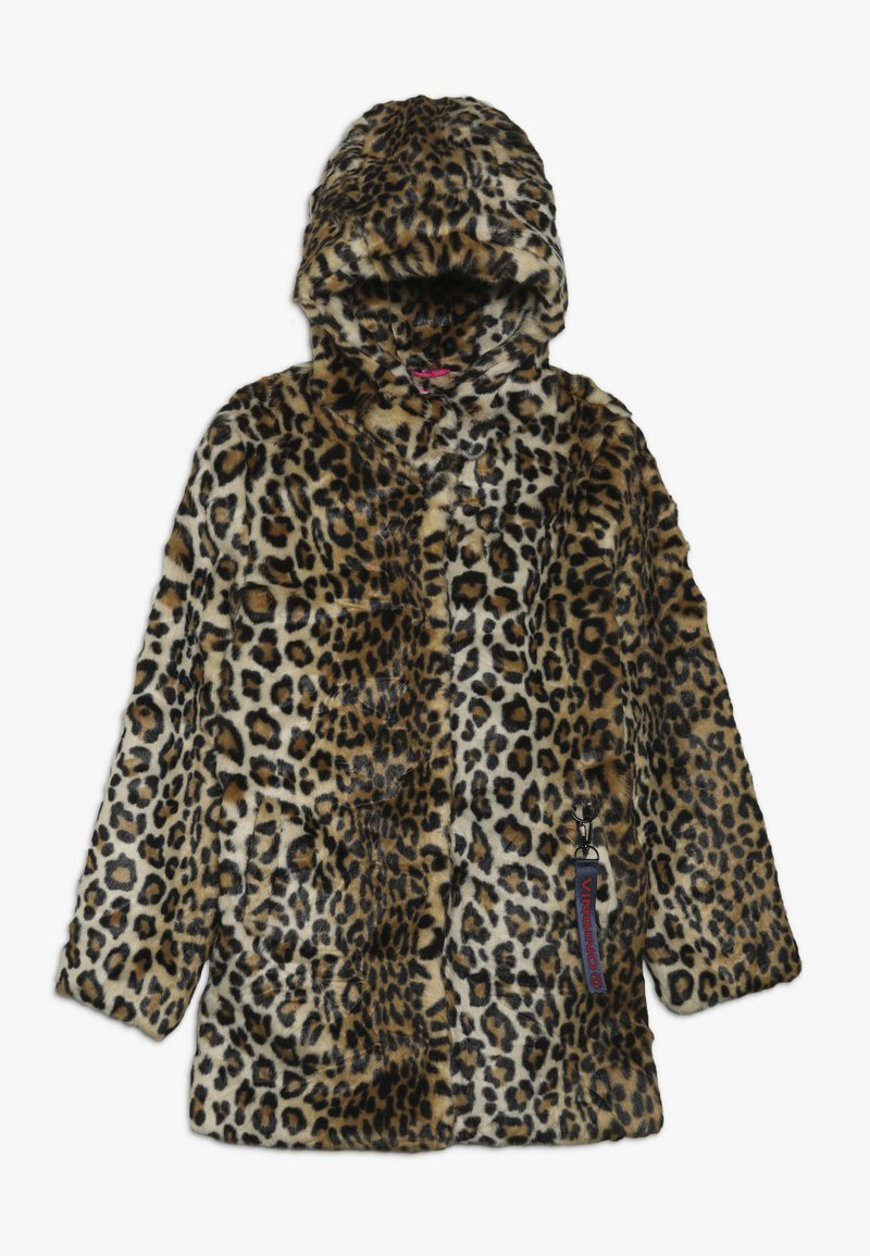 Vingino - TAINJA - Winter coat - multicolor brown
