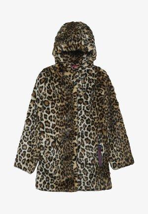 TAINJA - Abrigo de invierno - multicolor brown