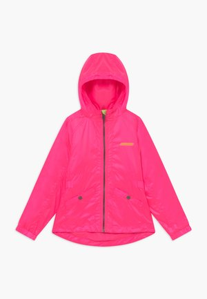 TYRA - Light jacket - neon pink