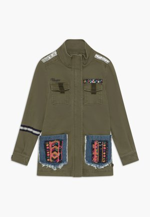 TRINITA - Light jacket - army green