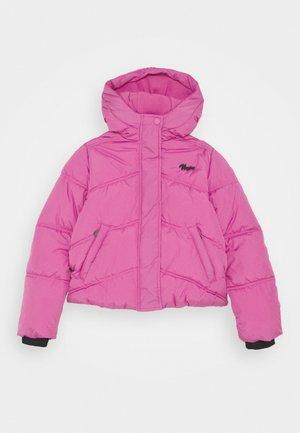 TIGANNE - Winter jacket - rose/pink