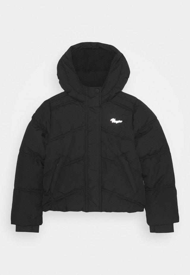 TIGANNE - Winter jacket - deep black