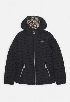 TURIEN - Winter jacket - deep black