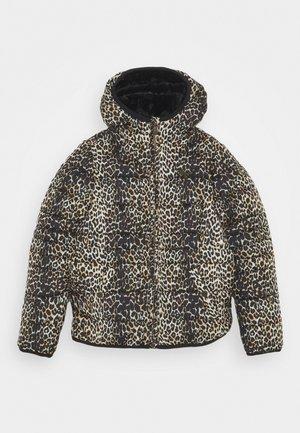 TIRESSE - Winter jacket - deep black