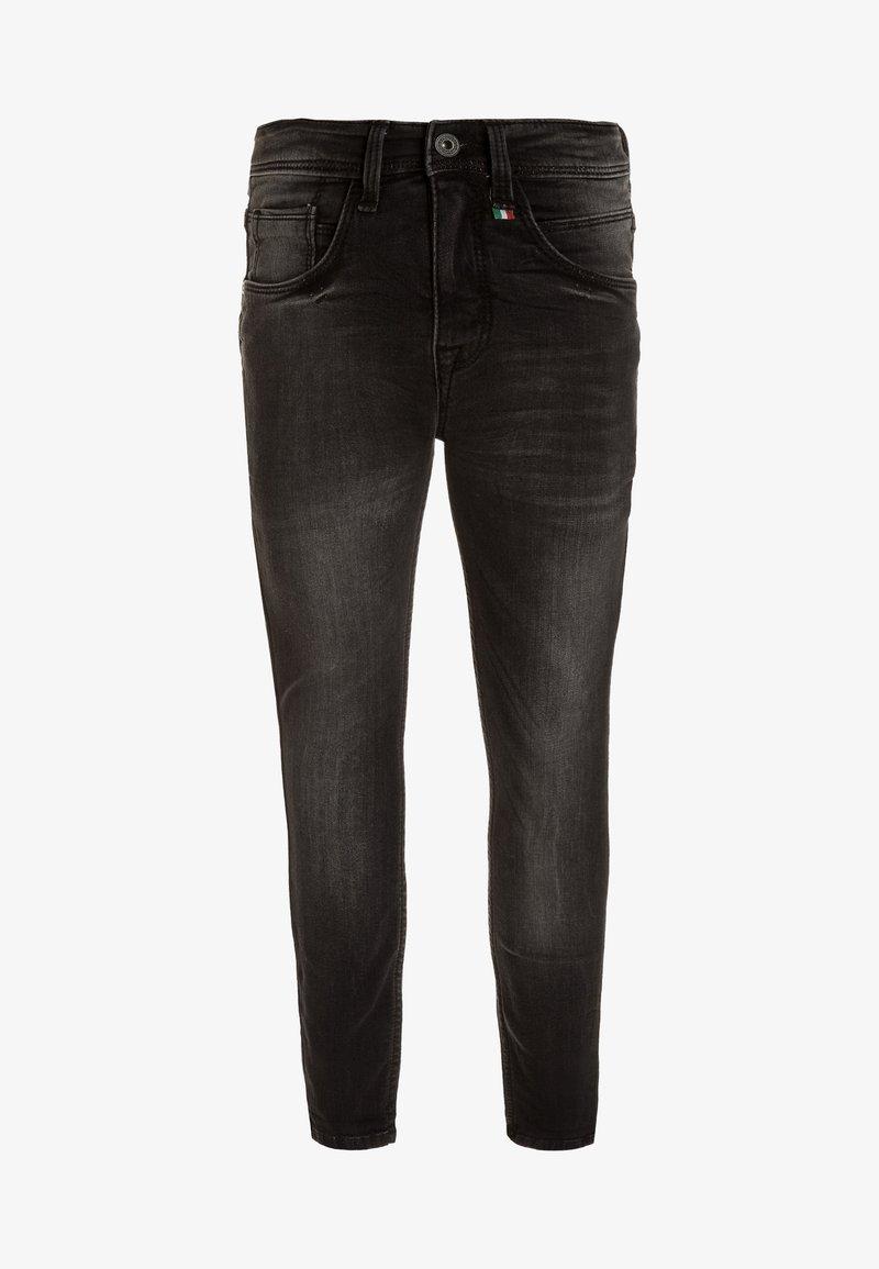 Vingino - AMEDEO - Jeans Skinny Fit - black vintage