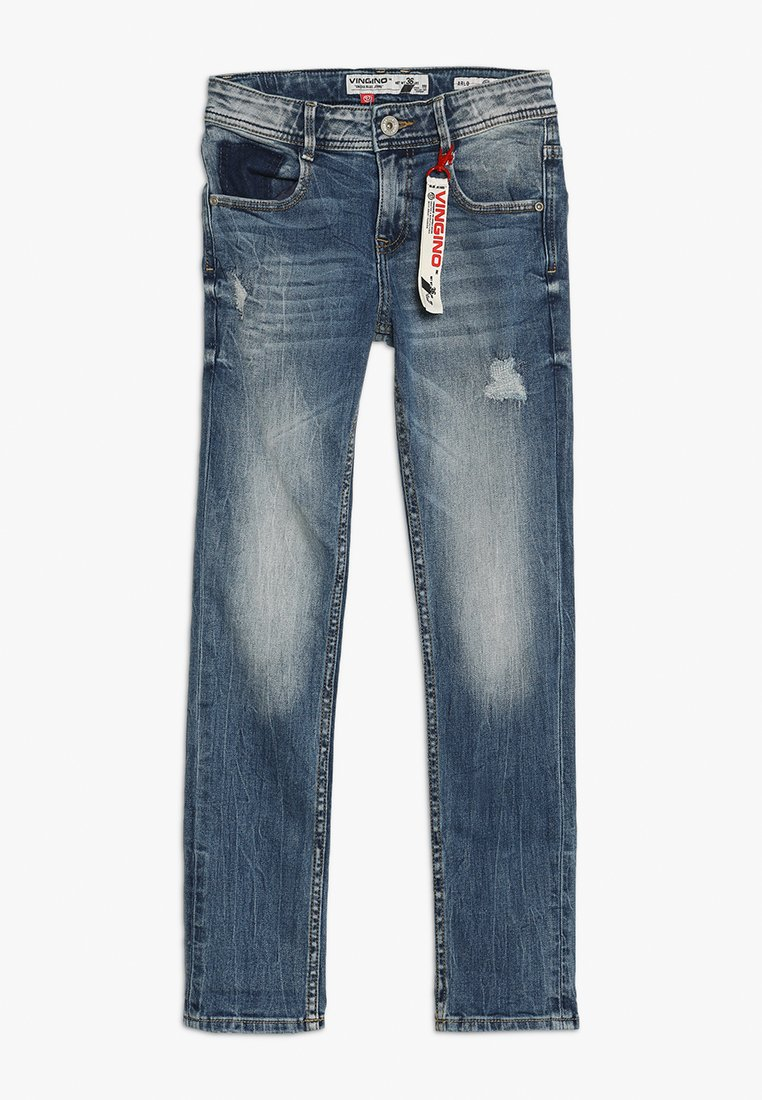 Vingino - ARLO - Slim fit jeans - blue denim
