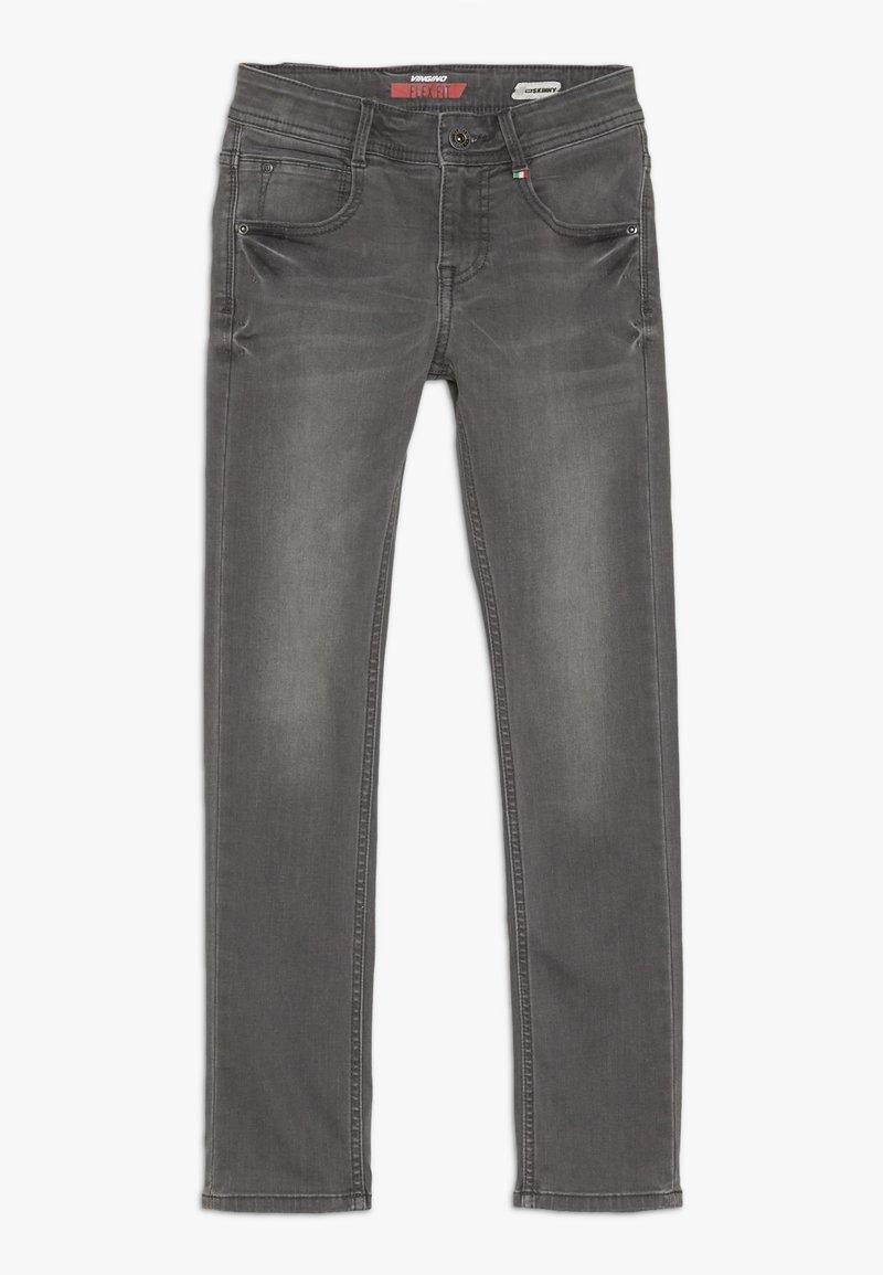 Vingino - APACHE - Jeans Skinny Fit - dark grey vintage