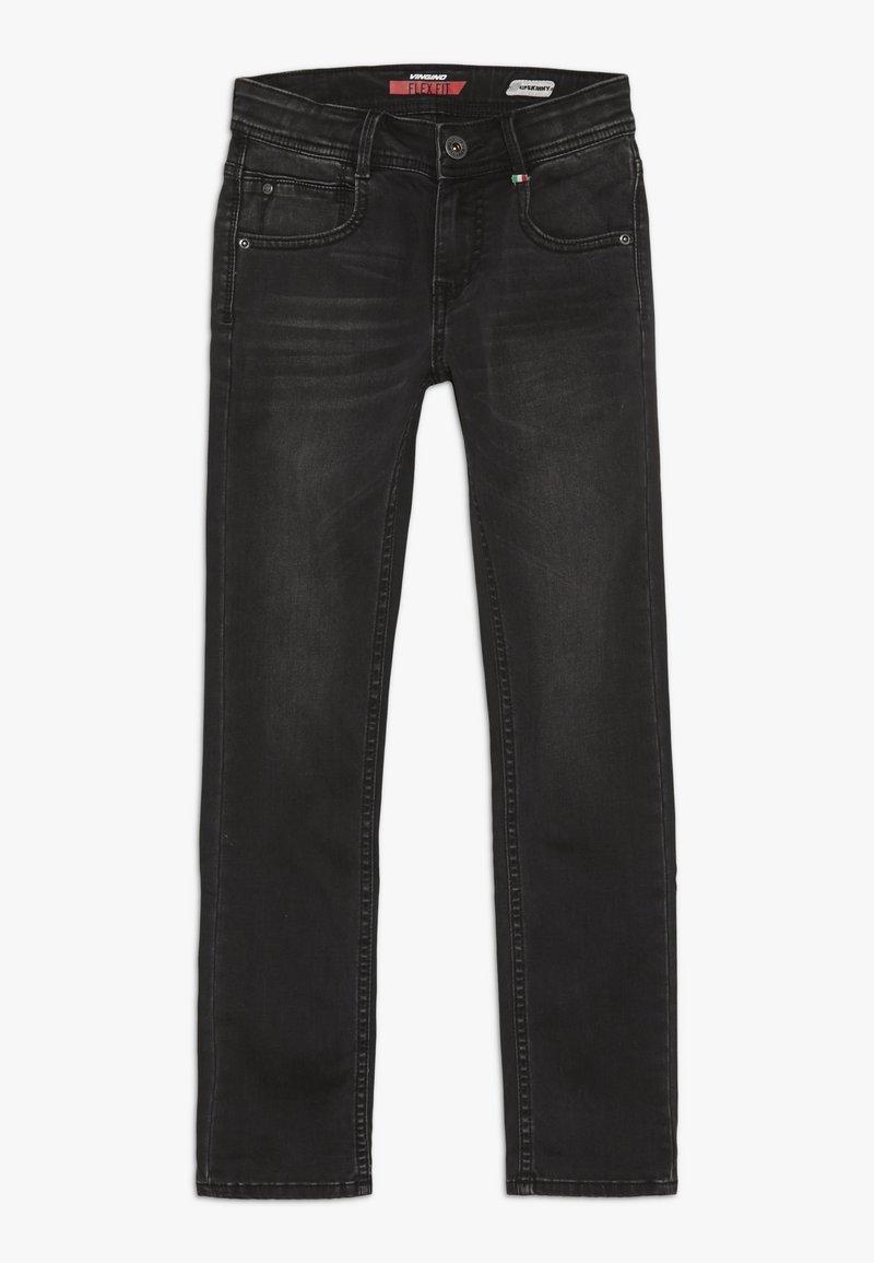 Vingino - APACHE - Jeans Skinny Fit - black vintage