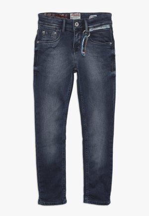 ANGELO - Jeans Skinny Fit - deep dark